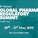 8th Annual Global Pharma Regulatory Summit 2019