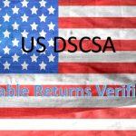US DSCSA – Saleable Returns Verification